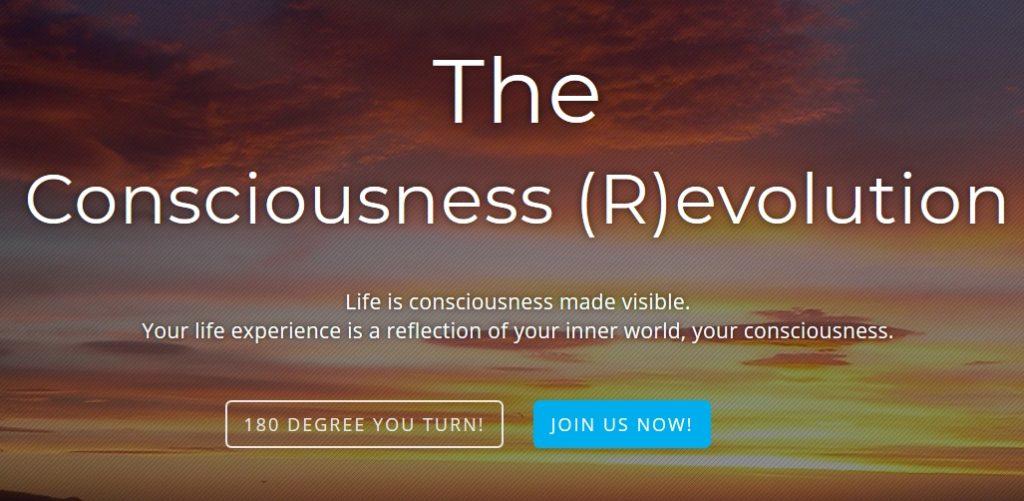The Consciousness (R)evolution